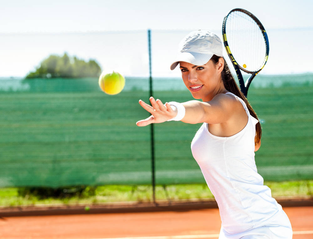 El Tenis, perfecto para todas las Edades