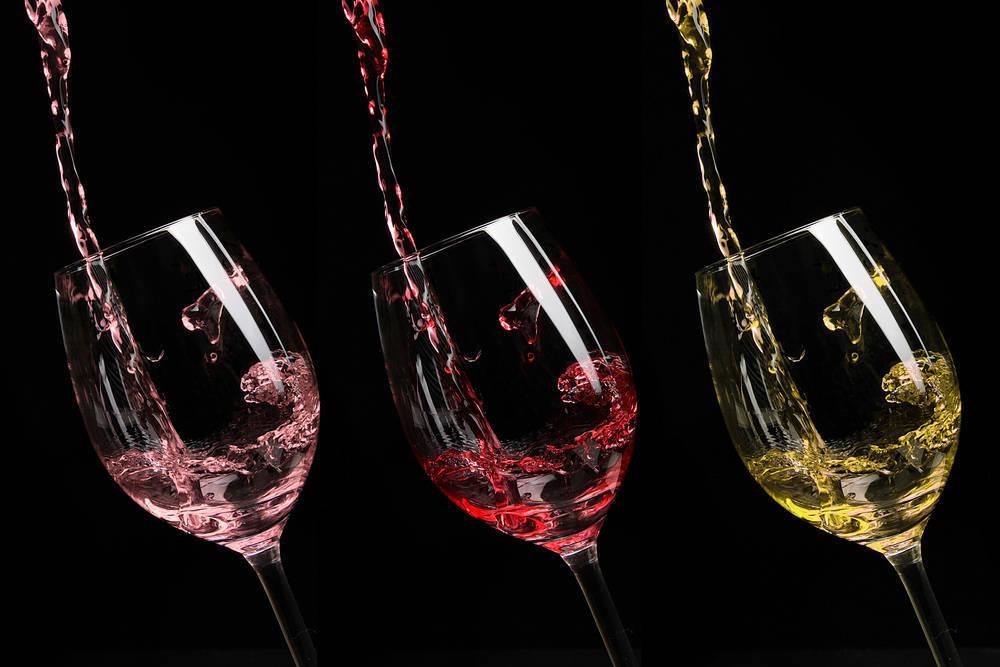 Una copa de vino, excelente para el corazón