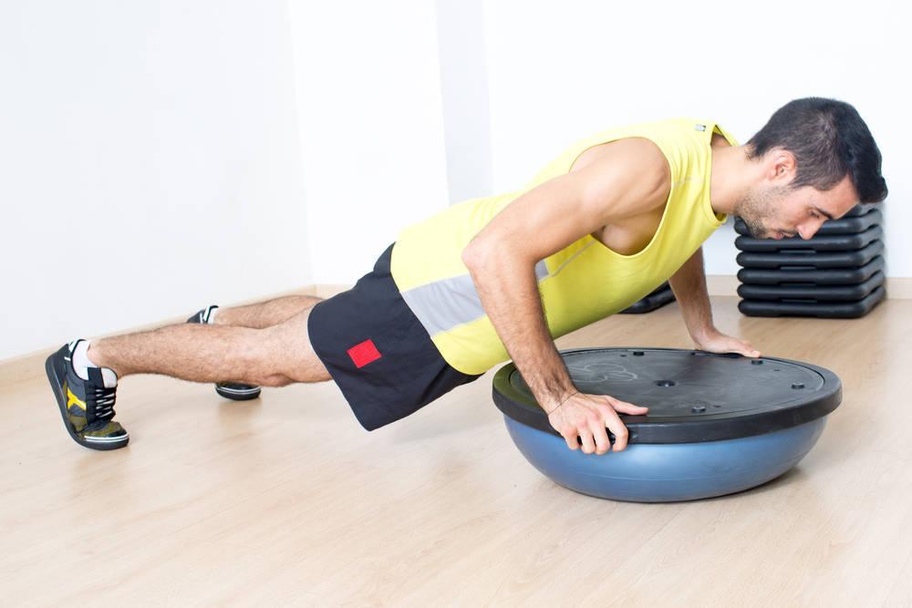 Una actividad física controlada y saludable