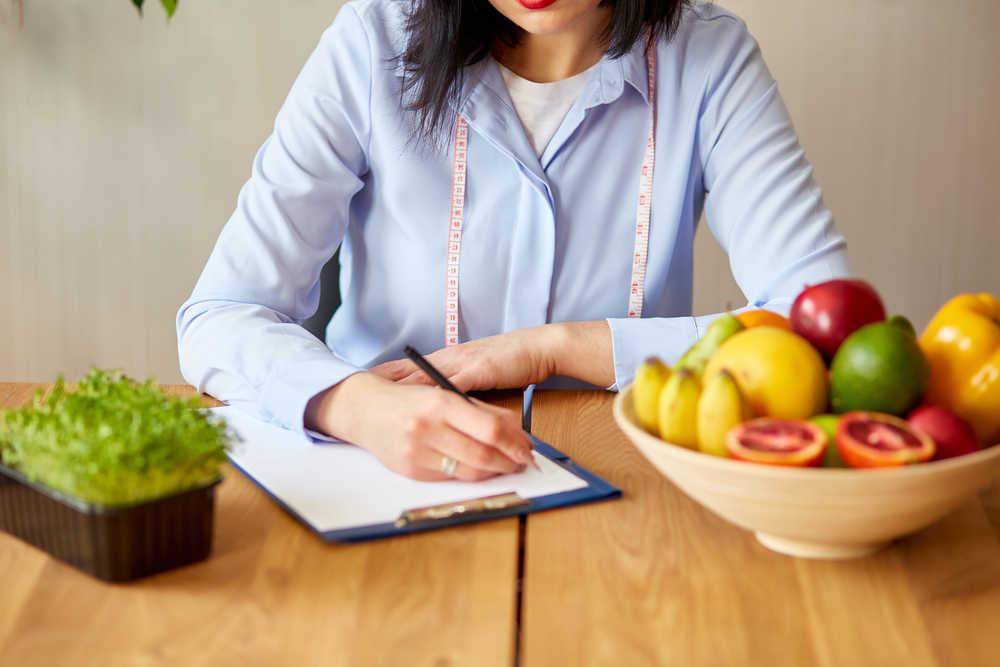 Cómo elegir nutricionista